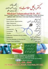 Michael Salamatbad D.O.