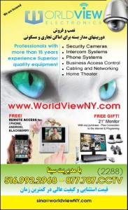 WORLD VIEW ELECTRONICS