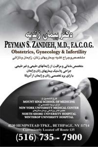 PEYMAN ZANDIEH MD FACOG