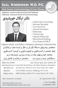Physician | Gastroenterology & Endoscopy | Igal Khorshidi | Iranian