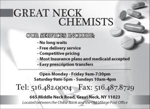Great Neck Chemists